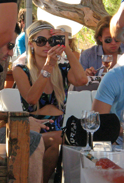 Paris hilton in paris hilton in ibiza zimbio - Paris hilton ibiza ...