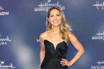 Pascale Hutton Hallmark Channel And Hallmark Movies And Mysteries Summer 2019 TCA Press Tour Event - Arrivals
