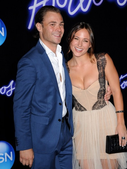 Patrick Flueger and Marina Squerciati dating! Are they ...