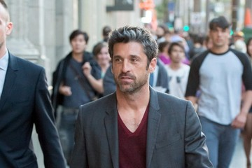 Patrick Dempsey Patrick Dempsey Out in Hollywood
