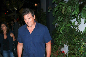 Paul Johansson Celebrity Sightings Outside TAO Restaurant