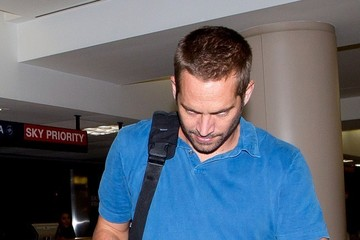 Paul Walker Paul Walker Leaves LA
