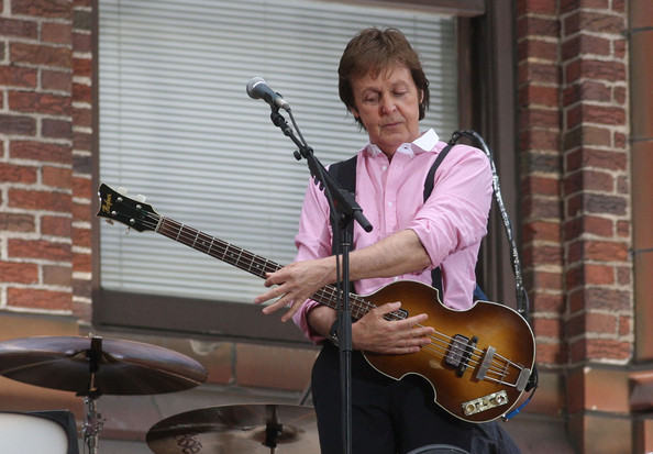 Paul Mccartney John Lennon Only Talked Smack About Me When He Was