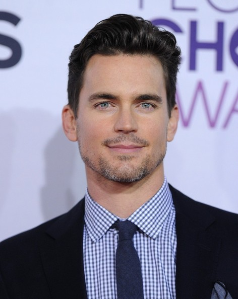 People's Choice Awards 2013..Nokia Theatre L.A. Live, Los Angeles, CA..January 9, 2013..Job: 130109A1..(Photo by Axelle Woussen)..Pictured: Matt Bomer.