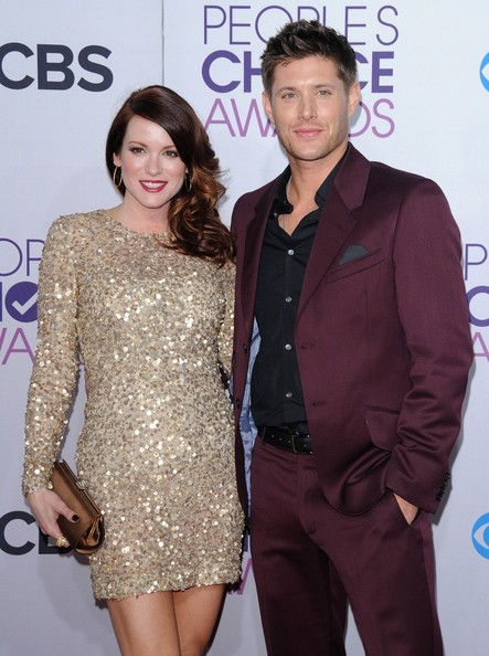 People's Choice Awards 2013..Nokia Theatre L.A. Live, Los Angeles, CA..January 9, 2013..Job: 130109A1..(Photo by Axelle Woussen)..Pictured: Jensen Ackles..
