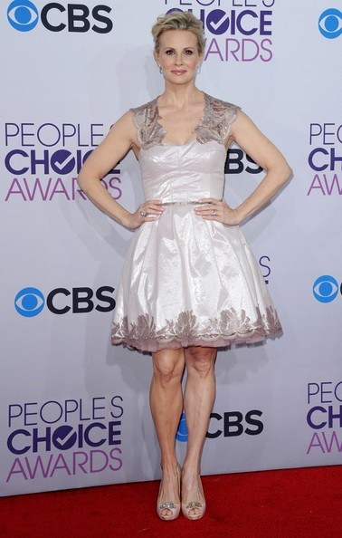 People's Choice Awards 2013..Nokia Theatre L.A. Live, Los Angeles, CA..January 9, 2013..Job: 130109A1..(Photo by Axelle Woussen)..Pictured: Monica Potter.