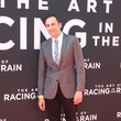 Peter Cuiffa Premiere Of 20th Century Fox's 'The Art Of Racing In The Rain'