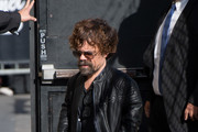 Peter Dinklage Stops By 'Jimmy Kimmel Live'