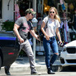 Peter Facinelli Peter Facinelli And Lily Anne Harrison Seen In Los Angeles