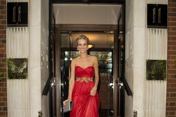 Petra Nemcova Petra Nemcova Is Ready for a Ball