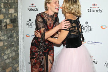Phoebe Dahl The Fred Hollows Foundation Inaugural Fundraising Gala Dinner at Dream Hotel in Hollywood