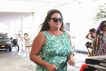 Pierce Brosnan Pierce Brosnan and Wife Keely Shaye Smith Are Seen Out Together