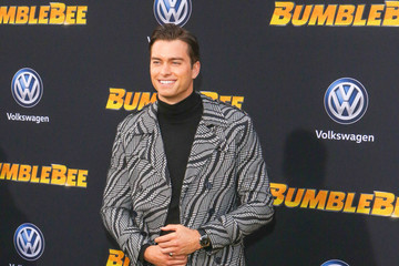 Pierson Fode 'Bumblebee' Premiere At TCL Chinese Theatre