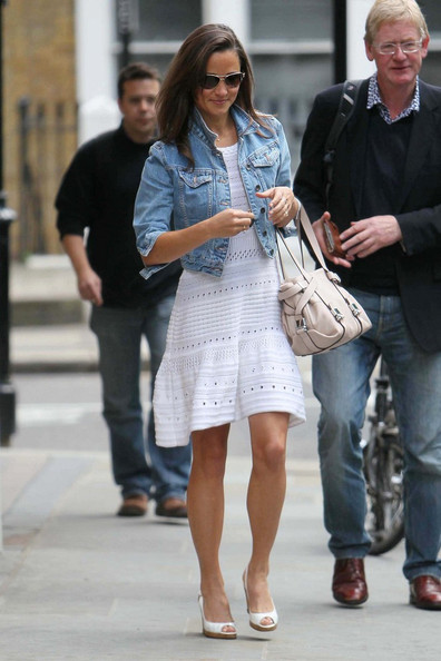Pippa Middleton - Pippa Middleton in Chelsea 2