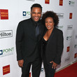 Wanda Sykes and Anthony Anderson
