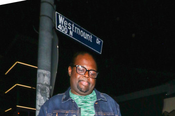 Poo Bear Poo Bear Outside The Nice Guy In Hollywood