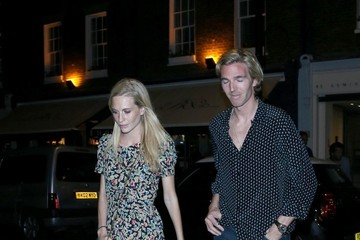 Poppy Delevingne Poppy Delevingne Out with Her Boyfriend