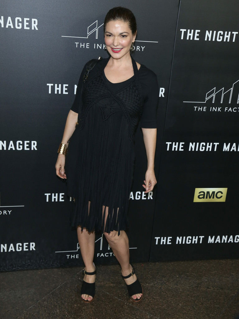 Laura Harring Photos Photos - Premiere of AMC's 'The Night ...