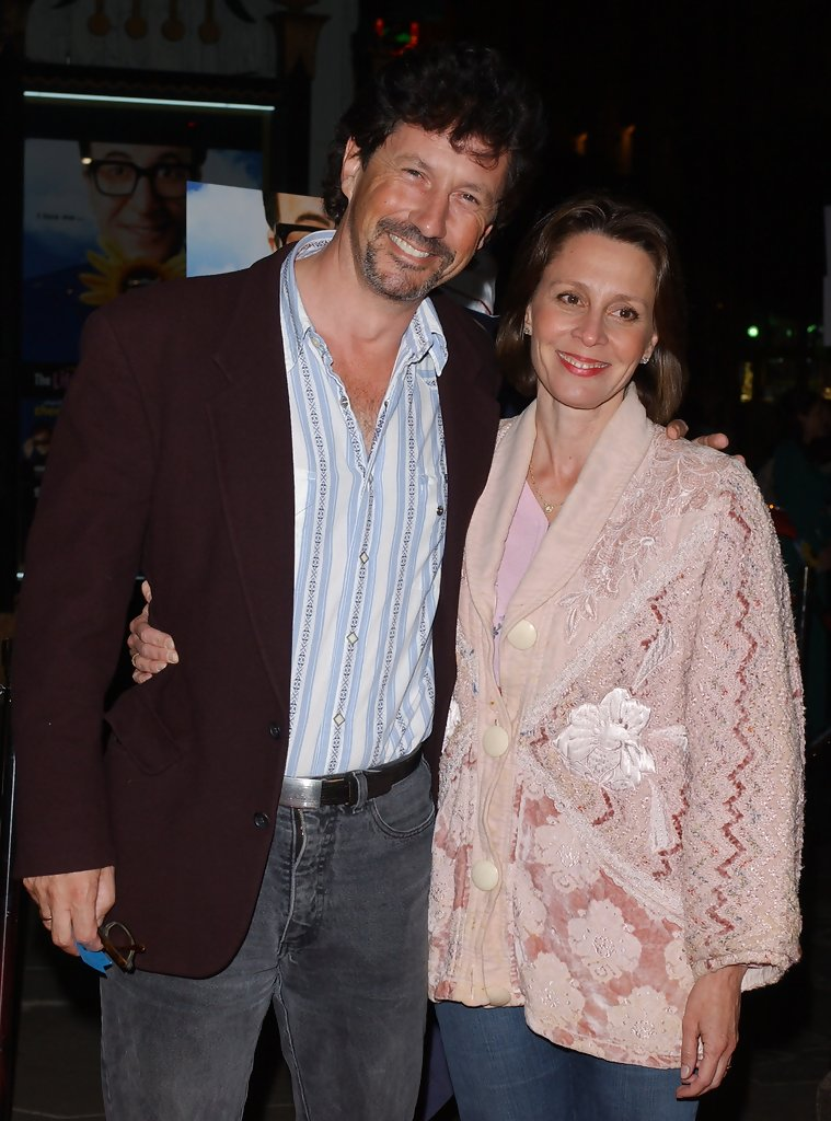 Charles Shaughnessy and Susan Fallender Photos Photos ...