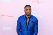 Tyrone Marshall Brown is seen attending the Los Angeles premiere of OWN's 'Love Is' held at NeueHouse Hollywood in Los Angeles, California.