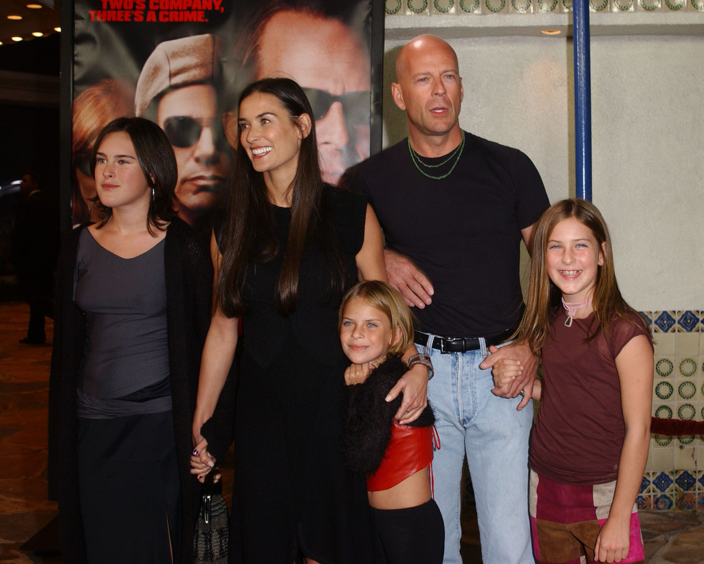 Demi Moore - Celebs Who've Moved Out of L.A. - Zimbio