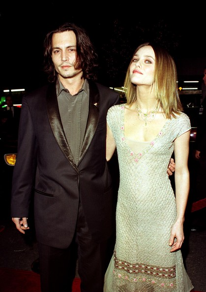vanessa paradis and johnny depp hottest hipster couples