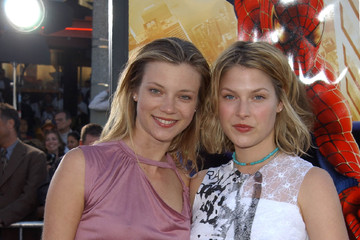 "Amy Smart Ali Larter Premiere of ""Spider-Man"""