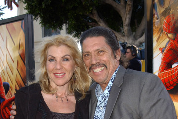 "Debbie Trejo Premiere of ""Spider-Man"""