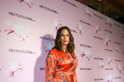 Ashley Graham is seen attending the PrettyLittleThing LA Office Opening Party in Los Angeles, California.