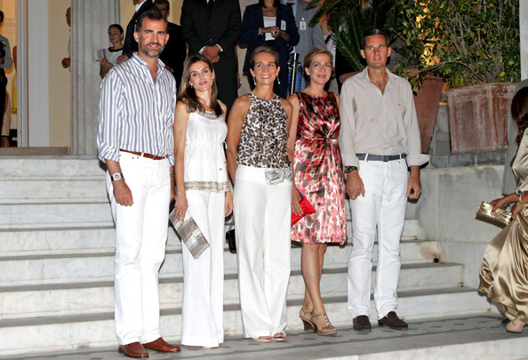 princess letizia wedding. Princess Letizia and Prince