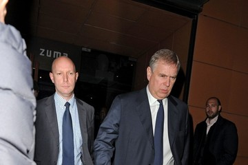 Prince Andrew Prince Andrew Goes to Dinner