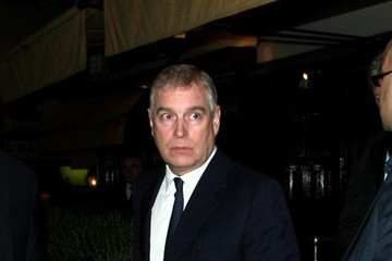 Prince Andrew Prince Andrew Spotted Out Late in Mayfair