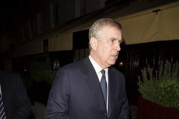 Prince Andrew Prince Andrew Spotted in London