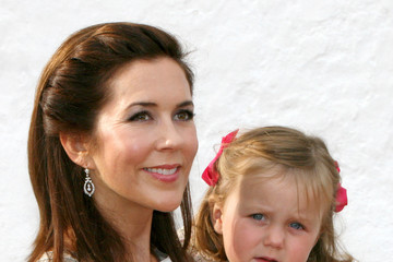 Princess Isabella Princess Mary Prince of Denmark Christening Ceremony