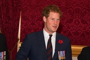 Prince Harry Hosts the President's Party