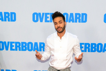 Prince Royce Premiere Of Lionsgate And Pantelion Film's 'Overboard'