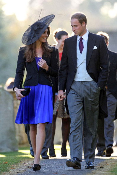 Kate Middleton Prince William Prince William Photos Prince William And Kate Middleton Attend A Wedding Zimbio