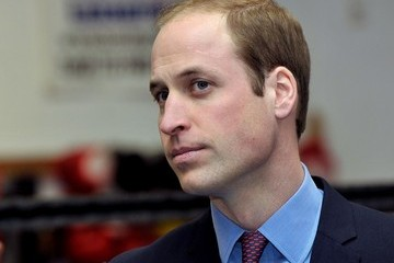 Prince William Prince William Vists Staffordshire & Birmingham
