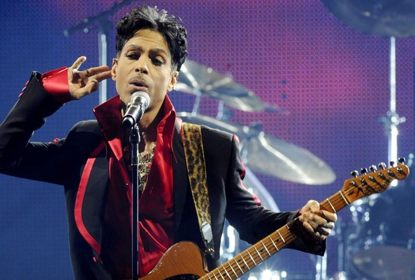 Prince, live in Antwerp