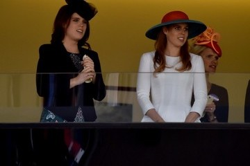 Princess Eugenie Guests Celebrate Ladies Day at Royal Ascot Day Three