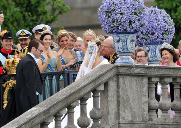 Princess Victoria Gets Married