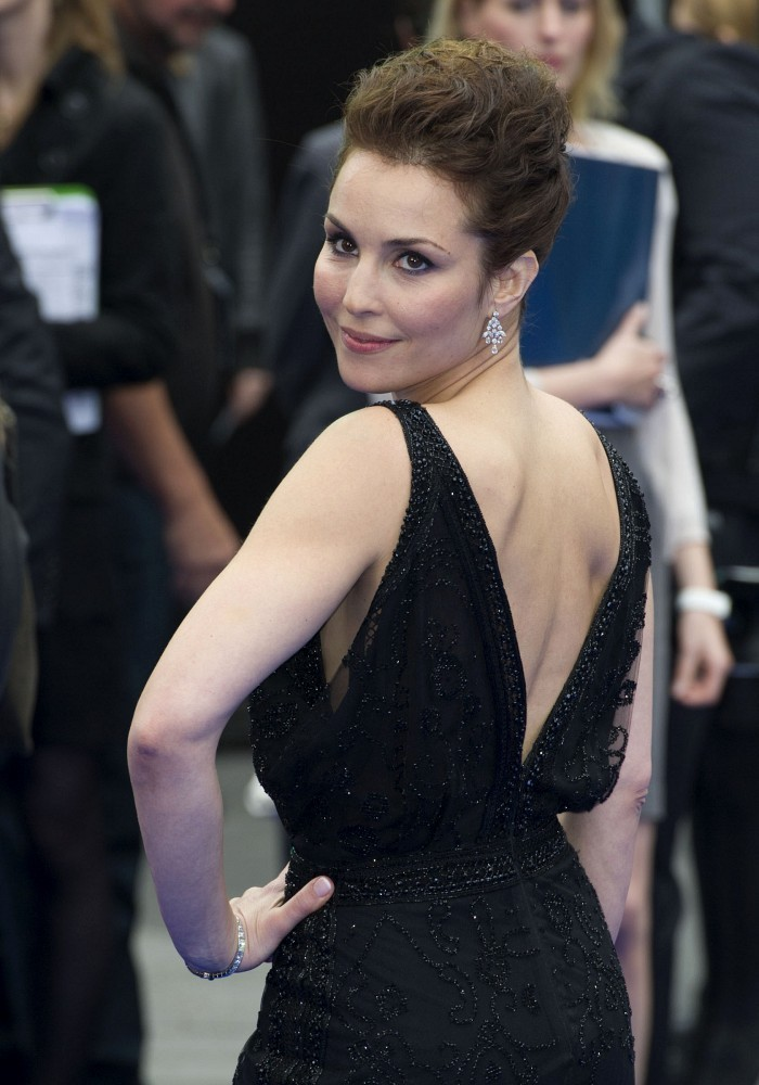 noomi rapace in prometheus world premiere zimbio