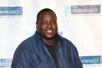 Quinton Aaron The Teen Project's Hollywood Red Carpet Event