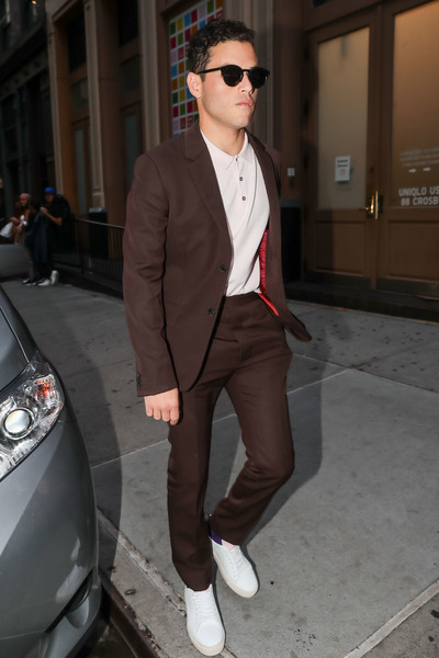 Rami Malek Is Seen Out In New York