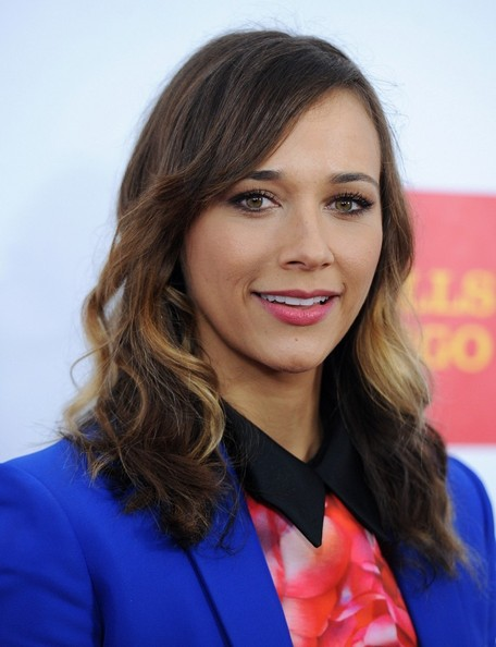 Rashida Jones - Trevor Live 2012