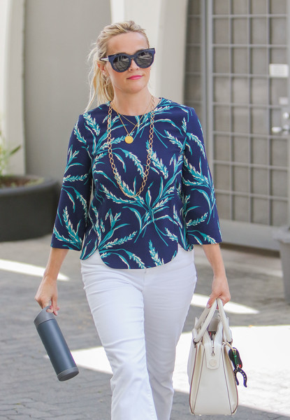 Reese Witherspoon Hits the Town