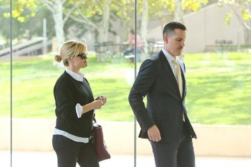 Reese Witherspoon Reese Witherspoon and Jim Toth Do Lunch