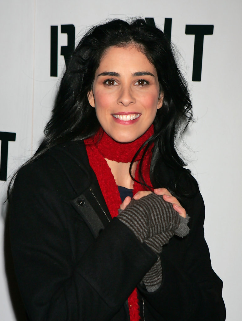 Sarah silverman photos photos rent new york city for Rent new york city