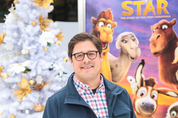 Rich Sommer Premiere of Columbia Pictures' 'The Star'