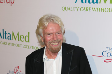Richard Branson AltaMed Health Services' Power Up, We Are The Future Gala